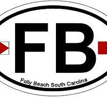 Folly Beach - South Carolina. by ishore1