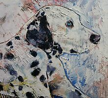 Dalmation by Michael Creese