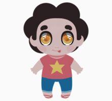 Steven Universe Chunkstar Sticker - Steven by ChunkDesign