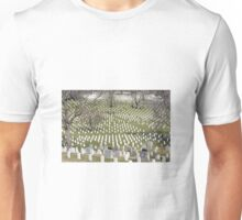Washington military cemetery  Unisex T-Shirt