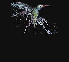 Hummingbird in full flight Unisex T-Shirt