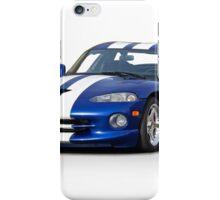 Dodge Viper GTS iPhone Case/Skin