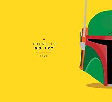 There is no try by Phunt