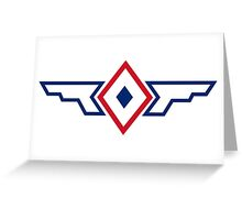 Philippine Air Force - Roundel Greeting Card
