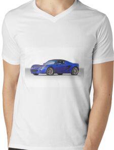 2009 Lotus Elise Mens V-Neck T-Shirt
