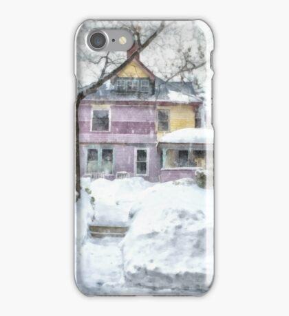 Victorian Snowstorm iPhone Case/Skin