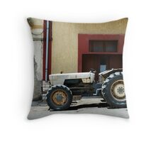 Dom's new wheels Throw Pillow