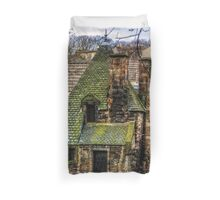 The Royal Bath House Duvet Cover