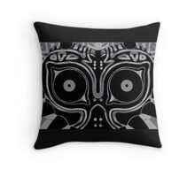 The Legend of Zelda: Majora's Mask Throw Pillow