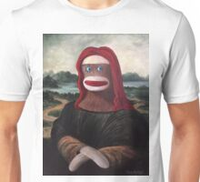 Monkey Lisa Unisex T-Shirt