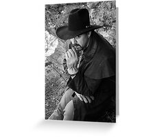 Terry in the Arbuckles Greeting Card