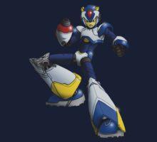Megaman X - Light Armor T-Shirt