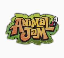 Animal Jam Logo Kids Clothes