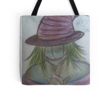 magical ghost Tote Bag