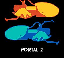 Portal 2 by Stepjump