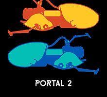 Portal 2 by Sophia D
