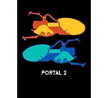 Portal 2 Photographic Print