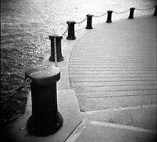 Port Melbourne by Roberts Birze