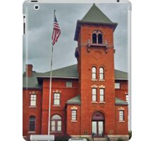 Madison County Courthouse iPad Case/Skin