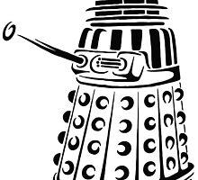 Doctor Who - Dalek by FrozenLip