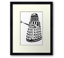 Doctor Who - Dalek Framed Print
