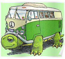 Turtle Bug Poster