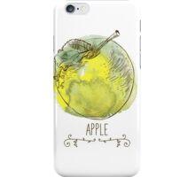 fresh useful eco-friendly apple iPhone Case/Skin