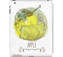 fresh useful eco-friendly apple iPad Case/Skin