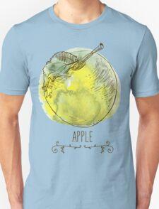 fresh useful eco-friendly apple Unisex T-Shirt