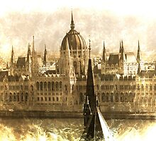 Gothic Majesty in Budapest by BRENDA KEAN