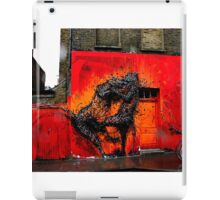 Fighting Cats (Urban Wildlife)  iPad Case/Skin