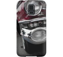 Purple Caddy Samsung Galaxy Case/Skin