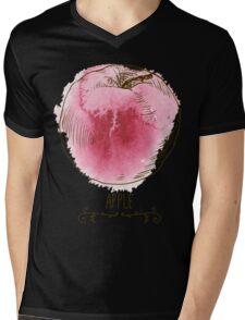 fresh useful eco-friendly apple Mens V-Neck T-Shirt