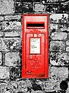 Snail Mail Post Here!! by Colin  Williams Photography