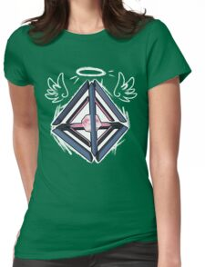 #HeExtends The Almighty Link Amp Womens Fitted T-Shirt