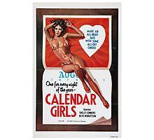 CALENDAR GIRLS B MOVIE Photographic Print