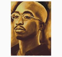 TUPAC by paintingsbycr10