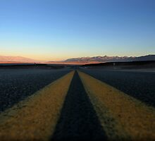 Death Valley Sunrise by Shaun-Fellows