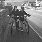biking belles by NordicBlackbird