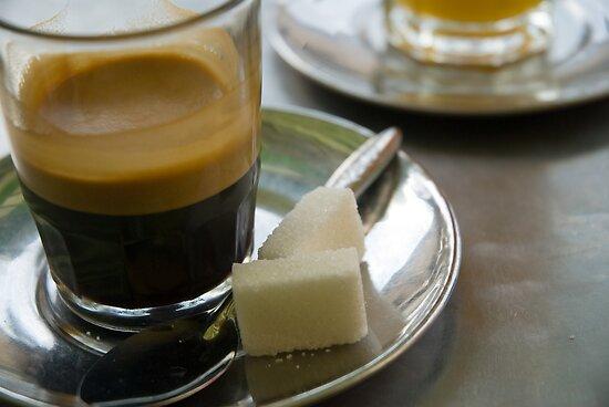 Moroccan Cafe by Skye Hohmann