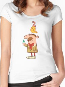 Somethin' About Nature Women's Fitted Scoop T-Shirt
