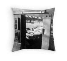 The Boathouse, Blenheim Throw Pillow