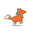 Fox Hop by TheDrawbridge