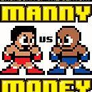 Mega Manny vs. Mega Money by Eozen