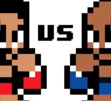 Mega Manny vs. Mega Money Sticker