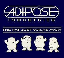 Doctor Who - Adipose Industries Cute Adiposes by TylerMellark