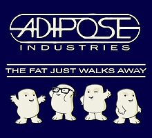 Doctor Who - Adipose Industries Cute Adiposes by TylerMellark