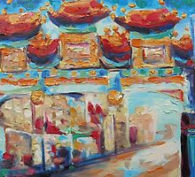 Chinatown by Ann Marie Coolick