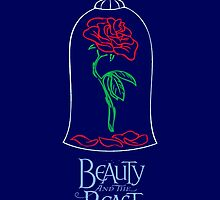 Beauty and the Beast - The Rose by TylerMellark