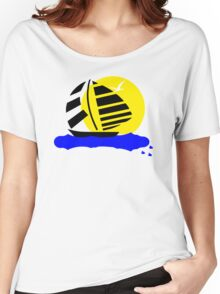 Sailing 2 Women's Relaxed Fit T-Shirt